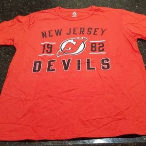 New Jersey devils tee